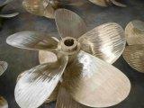 4 cuchillas de paso fijo Marina del propulsor por 16500wdt graneleros
