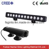 120W barra ligera campo a través brillante estupenda de conducción del CREE LED