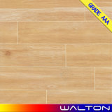 hölzerne Fliese glasig-glänzende Fliese-keramische Fußboden-Fliesen des Porzellan-600X600 (WT-6624)