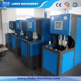1500bph Semi-Automatic Pet Bottle Stretch Blow Molding Machine
