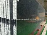 Los paneles de aluminio ligeros del panal del color negro