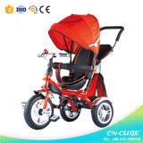 Tricycle bébé tout-petit avec push-bar