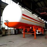 ASME Standard 40500 Liter LPG-Gas-Tanker-Schlussteil-