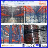 Prateleira de armazenamento de armazenamento duplo de profundidade de aço (EBILMetal-DDPR)