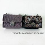 Причудливый стильные сумки кожи цепи плюша повелительницы PU (NMDK-032903)