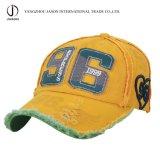 Casquillo de golf lavado del casquillo del deporte del sombrero de la gorra de béisbol del casquillo del ocio del casquillo de la manera del casquillo