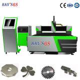 Prezzo automatico della tagliatrice del laser del tessuto High-Efficiency per elaborare della lamiera sottile
