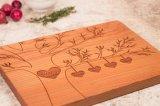 木製のアクリルのためのCNC機械二酸化炭素レーザーの切断の彫版は販売を制作する
