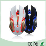 LED Mouse Game High Precision colorido del USB 2.0
