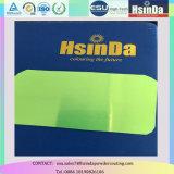 Capa transparente del polvo del aerosol del poliester de la fluorescencia de epoxy del verde