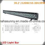 Serie caliente 7 de la barra ligera de la pulgada LED de la venta 120W 40