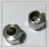 Enfoncer convenable droit de /Hydraulic de noix d'émerillon d'acier inoxydable la ferrure de coude de radiateur de garnitures