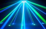 4X3w van het LEIDENE van RGBW het Licht van de Staaf van de Disco Effect van de Vlinder