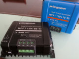 regulador azul inteligente del cargador de la energía solar de la tarifa 45A 60A 70A MPPT del sistema Fangpusun 12volt 24volt 36V 48volt del panel 150VDC con el LCD