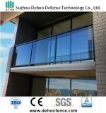 Rete fissa di vetro su ordinazione semplice del balcone di Ce/SGS per costruzione residenziale, commerciale ed industriale