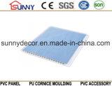 대리석 디자인 실내 장식을%s 방수 PVC 천장 벽 위원회