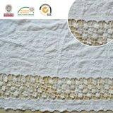 Tela del cordón del acoplamiento, bordado suizo Accessoriese30010