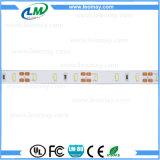 Tira verdadera de IP33 CRI90 3M SMD 3014 LED con Ce&RoHS
