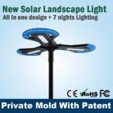 Luz de calle solar de la suposición LED