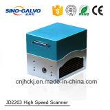 Vente 2017 de scanner de miroir de laser de scanner de Galvo du module de balayage à laser de Galvo de CO2 Jd2203 grande
