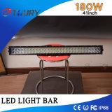 barra ligera campo a través de alto rendimiento 12V/24V del CREE 180W 4X4 LED