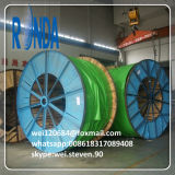 cable de alambre eléctrico de cobre aislado XLPE subterráneo de 8.7KV 10KV