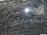 Fournisseur de marbre noir de brames de Serpeggiante de prix concurrentiel