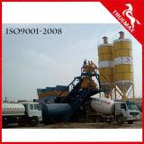 Type centrale concrète mobile 60m3 de courroie de capacité productive de qualité
