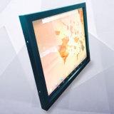 """17 """"オールインワンパソコンを広告する赤外線LCDのタッチ画面ネットワーク"""