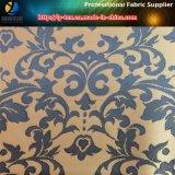Preiswertes Jacquardwebstuhl-Gewebe für das Zeichnen in Polyester-Twill-Taft (8)