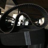 Correa dentada de goma para la industria T10-720 730 de la maquinaria 750 770 780
