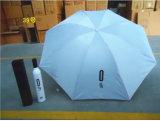 [فولّسون] شمسيّة مظلة خارجيّ مضادّة [أوف] ترويجيّ يعلن هبة مظلة في [وين بوتّل] مظلة
