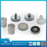 De magnetische Permanente Industriële Magneet van het Blok van het Ferriet