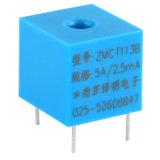変流器4.5mmの穴30A 100ohmの2000:1 0.2classを取付けるPCB