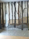 Mehrfache Baumaterial-volle Karosserien-Marmor-Fußboden-Wand-Fliese