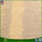 Tissu de rideau en polyester d'arrêt total de tissu tissé par textile à la maison pour l'usage de capitonnage