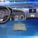 Relação da vista traseira & do panorama 360 para Peugeot 3008 5008 etc. novos com a tela Azul-Eu do molde da entrada de sinal do sistema Lvds RGB
