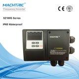 Azionamento 50Hz/60Hz dell'invertitore di frequenza del Ce 3phase 0.75kw con IP65 impermeabile