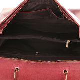 Sac à main femelle d'emballage d'épaule de traitement de dessus de cuir véritable de tendance de mode