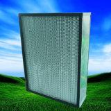 Filtre à air du séparateur HEPA de température élevée