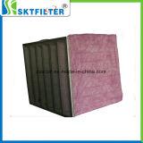 Sacchetto filtro Premium del collettore di polveri del poliestere della casella di qualità