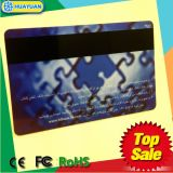 PVC 125kHz Em4200 RFID Proximity Magnetic Strip Card for payment