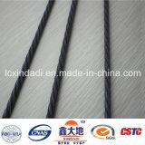 De Xindadi Getrokken Draad Van uitstekende kwaliteit van het Staal van het Type van Draad Spiraalvormige