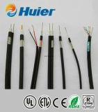 Câble coaxial de liaison bon marché RG6 de haute performance des prix avec ETL RoHS