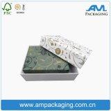 Contenitore di carta su ordinazione di collana del regalo dei 2017 dei prodotti nuovi della Pandora contenitori di monili