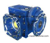 Unidad de engranaje helicoidal PC090 con Nmrv090 reductor sinfín