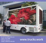 Camion popolare del Mobile di Foton 4X2 LED di vendita calda