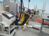 MIG semi-automático soldador blindado de gás / máquina de solda soldador de pontos