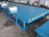 フォークリフトのローディングおよび荷を下すことのための6ton容器の導板