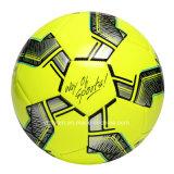 Balón de fútbol brillante de Futsal de la nueva insignia de encargo del diseño